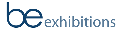 BE Exhibitions Logo